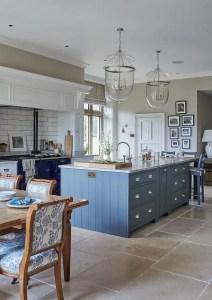 European Farmhouse Kitchen Decor Ideas 131