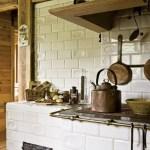 European Farmhouse Kitchen Decor Ideas 46