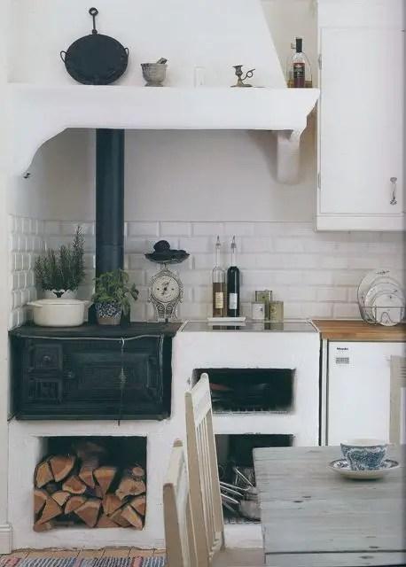 European Farmhouse Kitchen Decor Ideas 50