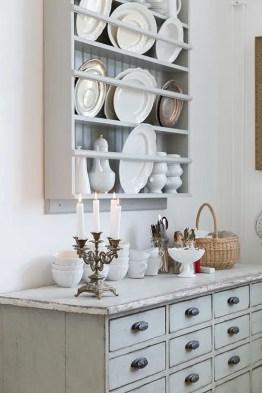 European Farmhouse Kitchen Decor Ideas 53