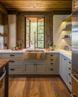 European Farmhouse Kitchen Decor Ideas 58