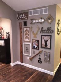 Farmhouse Gallery Wall Ideas 106