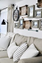 Farmhouse Gallery Wall Ideas 125