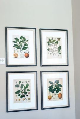 Farmhouse Gallery Wall Ideas 128