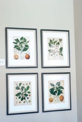 Farmhouse Gallery Wall Ideas 128