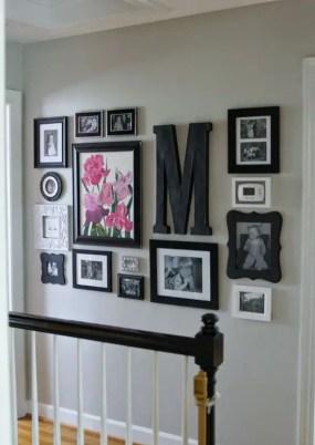 Farmhouse Gallery Wall Ideas 130