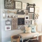 Farmhouse Gallery Wall Ideas 139