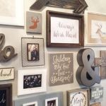 Farmhouse Gallery Wall Ideas 17