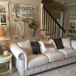 Farmhouse Gallery Wall Ideas 19