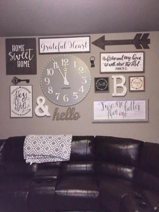 Farmhouse Gallery Wall Ideas 3