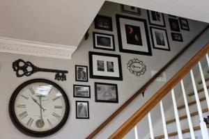Farmhouse Gallery Wall Ideas 36