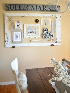 Farmhouse Gallery Wall Ideas 49