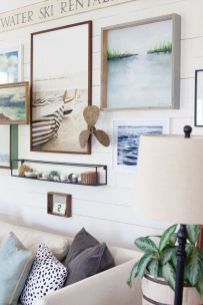 Farmhouse Gallery Wall Ideas 50