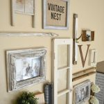 Farmhouse Gallery Wall Ideas 58
