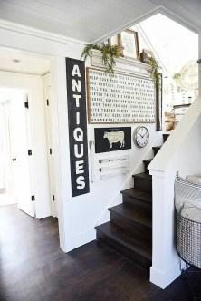 Farmhouse Gallery Wall Ideas 83
