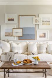Farmhouse Gallery Wall Ideas 88