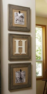 Farmhouse Gallery Wall Ideas 9