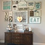 Farmhouse Gallery Wall Ideas 99