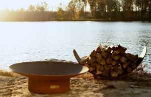 Fire Pit Seating Ideas 105