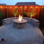 Fire Pit Seating Ideas 114