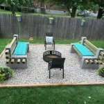 Fire Pit Seating Ideas 150