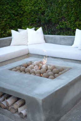 Fire Pit Seating Ideas 30
