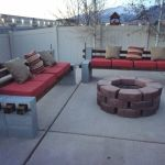 Fire Pit Seating Ideas 31