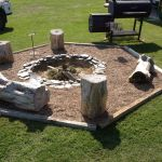 Fire Pit Seating Ideas 35