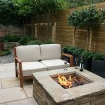 Fire Pit Seating Ideas 46