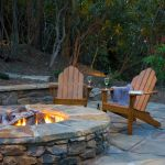 Fire Pit Seating Ideas 60