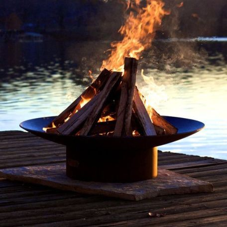 Fire Pit Seating Ideas 77