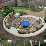 Fire Pit Seating Ideas 8