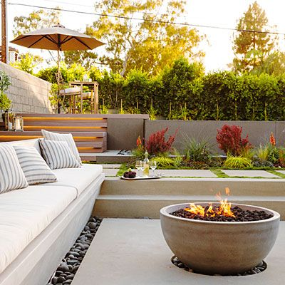 Fire Pit Seating Ideas 87