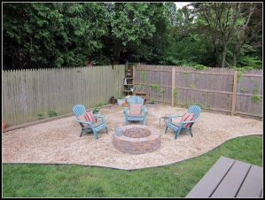 Fire Pit Seating Ideas 9