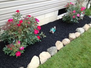 Flower Beds In Front Of House 136