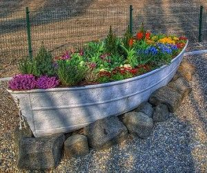 Flower Beds In Front Of House 143