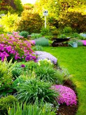 Flower Beds In Front Of House 20