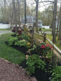 Flower Beds In Front Of House 56