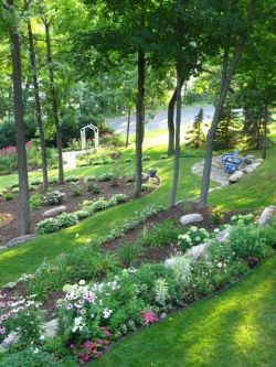 Flower Beds In Front Of House 68