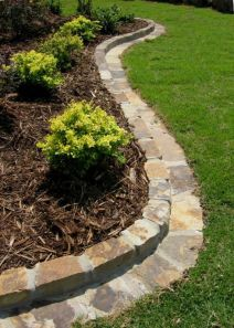 Flower Beds In Front Of House 82