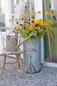 Galvanized Decor Ideas 120