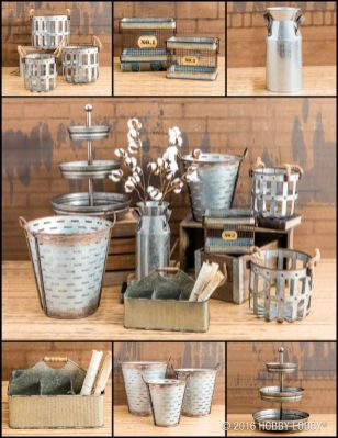 Galvanized Decor Ideas 138