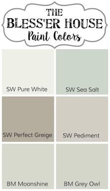 Interior Paint Colors 107