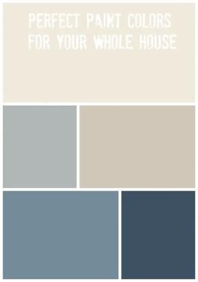 Interior Paint Colors 26