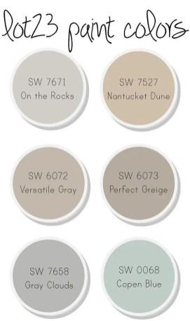 Interior Paint Colors 27