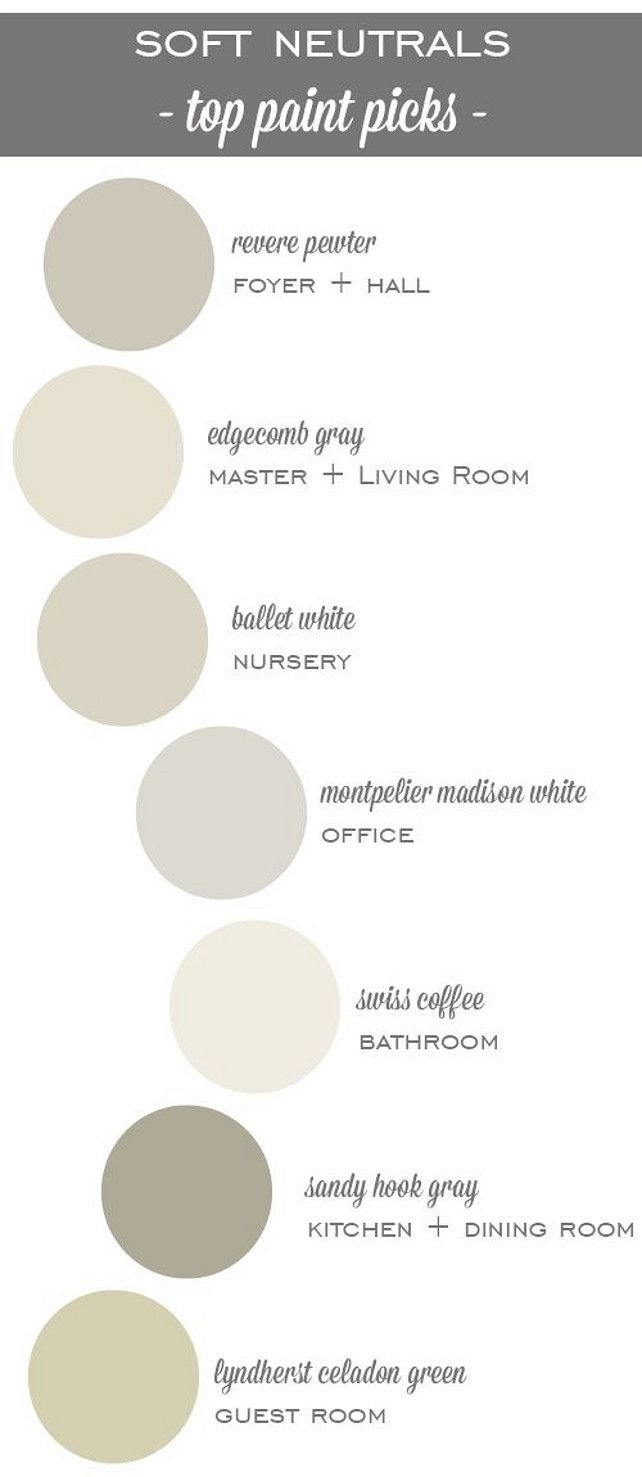 Interior Paint Colors 3