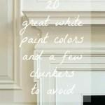 Interior Paint Colors 5