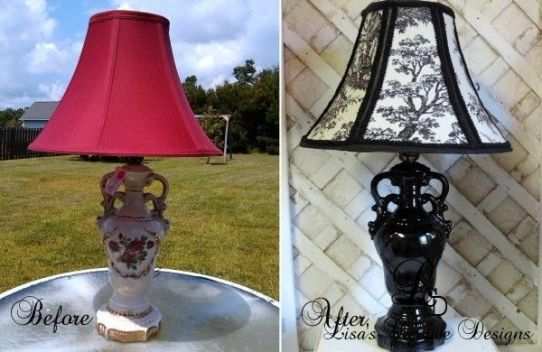Lamp Makeover 110
