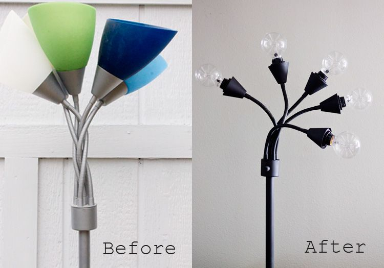 Lamp Makeover 150