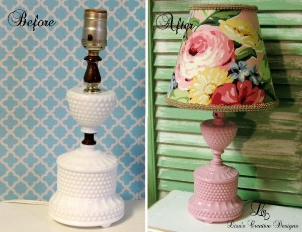 Lamp Makeover 163